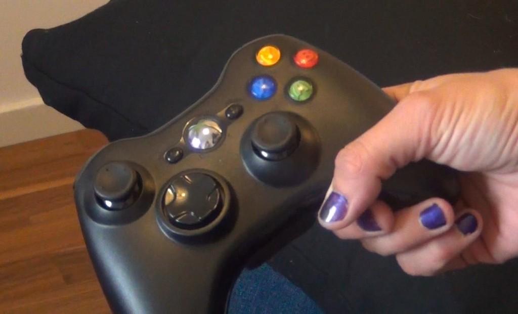 Kontroll till Xbox