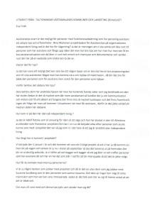 Taltidningar Västmanlands Kommuner och Landsting 1