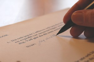 Skriftliga rutiner