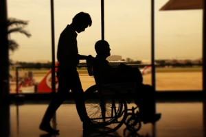 Resa i rullstol